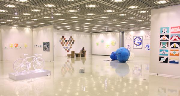 IAG2015展示風景